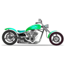 download Chopper clipart image with 135 hue color