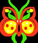 Architetto Farfalla Stilizzata