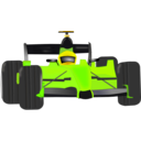 download Race Car clipart image with 45 hue color