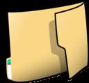 Folder Vertical