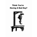 download Bad Day clipart image with 225 hue color