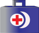 First Aid Bag Icon
