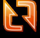 Refresh Orange Button Tango Style