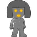 download Golem clipart image with 45 hue color