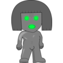 download Golem clipart image with 135 hue color