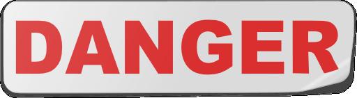 Danger Label Clipart I2clipart Royalty Free Public Domain Clipart