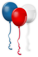 4th July Balloons