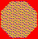Quasicrystal 8fold Symmetry