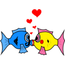 Fish In Love