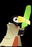 Toucan Jedi Master