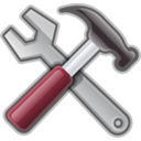 download Tools Hammer Spanner clipart image with 135 hue color