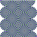 download Optical Illusion 4 clipart image with 45 hue color