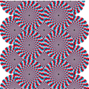 download Optical Illusion 4 clipart image with 135 hue color