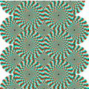 download Optical Illusion 4 clipart image with 315 hue color