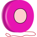 download Yo Yo clipart image with 315 hue color