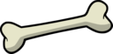 Cartoon Bone