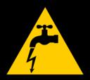 Danger Electric Leakage