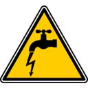Danger Electric Leakage