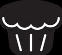 Kitchen Icon Muffin