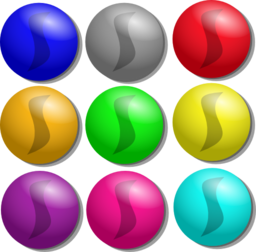 Game Marbles Dots