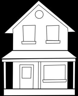 House Maison Clipart I2clipart Royalty Free Public Domain Clipart