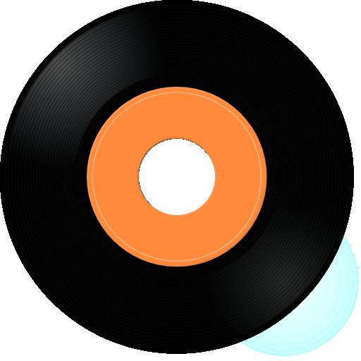 Records Clip Art 45 record album clipart