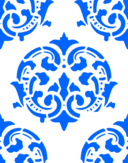 Victorian Background Ornament