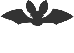 Bat Silhouette Icon