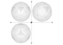 40 Construction Geodesic Spheres Recursive From Tetrahedron