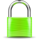 download Padlock Gold clipart image with 45 hue color