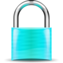 download Padlock Gold clipart image with 135 hue color