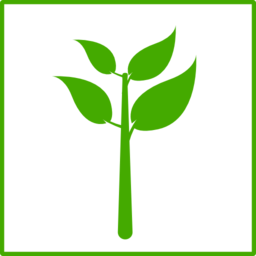 Eco Green Plant Icon Clipart I2clipart Royalty Free Public Domain Clipart