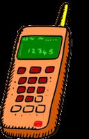Analogue Mobile Phone
