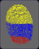Colombian Fingerprint