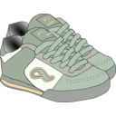download Shoes clipart image with 45 hue color