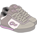 download Shoes clipart image with 315 hue color