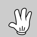 Multitouch Interface Mouse Theme Hand Hold
