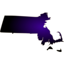 download Massachusetts clipart image with 45 hue color