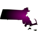 download Massachusetts clipart image with 90 hue color