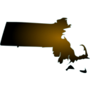 download Massachusetts clipart image with 180 hue color
