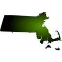 download Massachusetts clipart image with 225 hue color