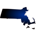 download Massachusetts clipart image with 0 hue color