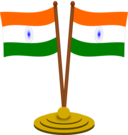Indian Flag 2