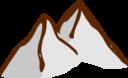 Rpg Map Symbols Mountains