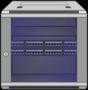 Wall Mounted Network Rack