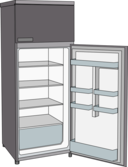 Frigorifero Refrigerator