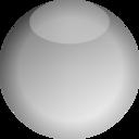 Empty Button Gray