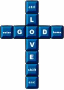 Keyboard Cross