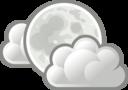 Tango Weather Few Clouds Night