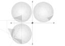45 Net Construction Geodesic Spheres Recursive From Tetrahedron